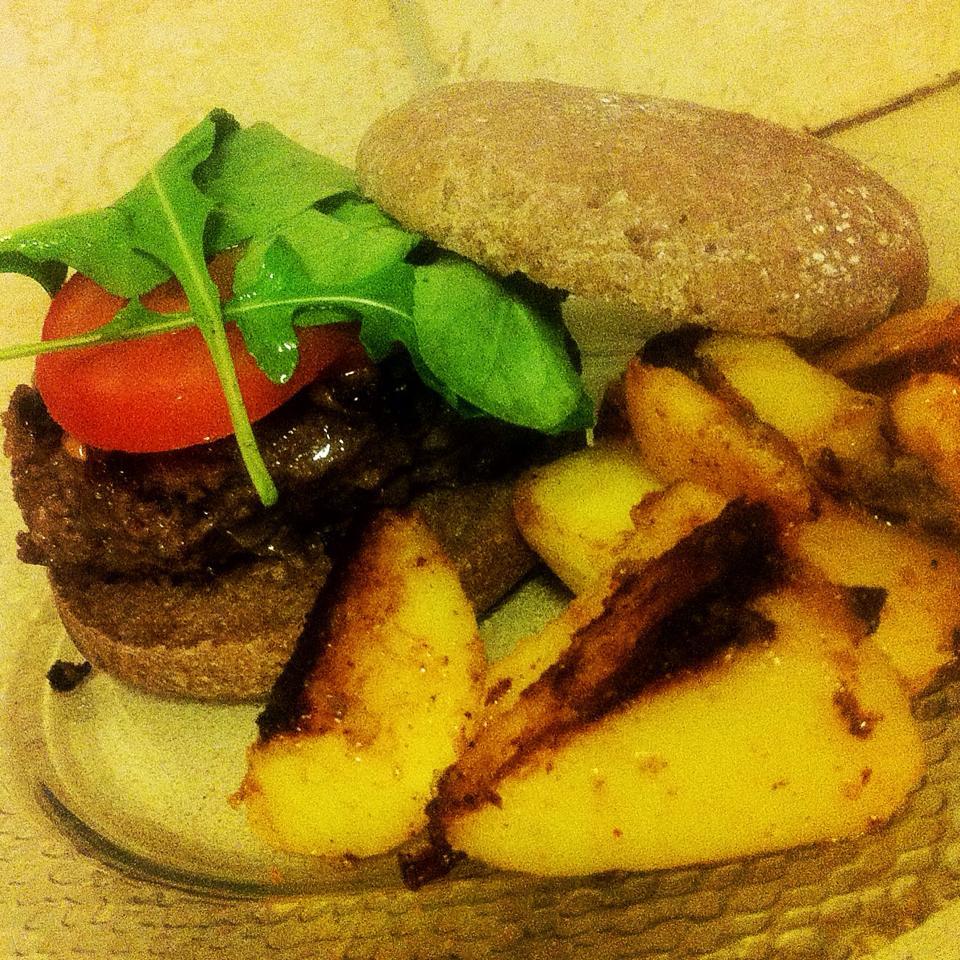 לחמניית המבורגר – ללא גלוטן