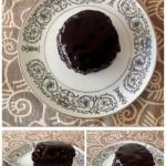עוגת חרובים ללא גלוטן