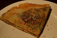 קרפ צרפתי ללא גלוטן עם קמח טף