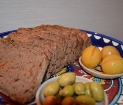 לחם טף ללא גלוטן