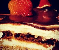 עוגת ביסקוויטים ללא גלוטן
