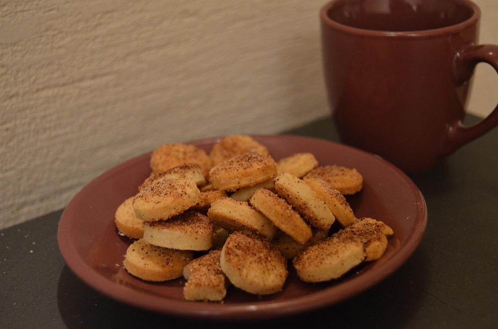 מיני עוגיות קינמון