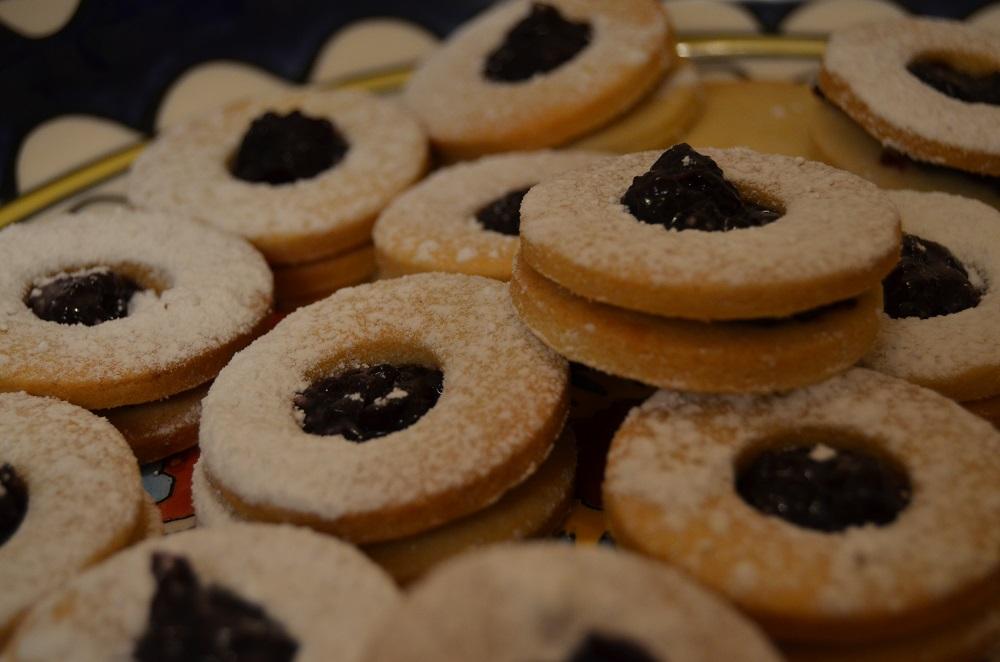 עוגיות סנדוויץ