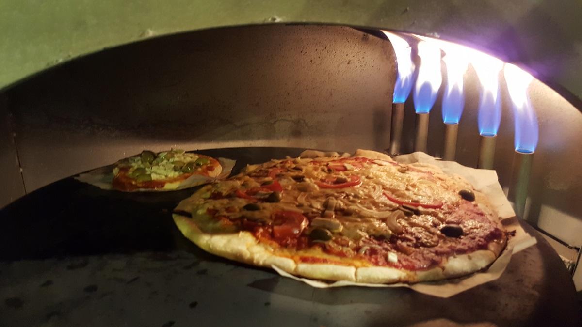 פיצה טף ללא גלוטן