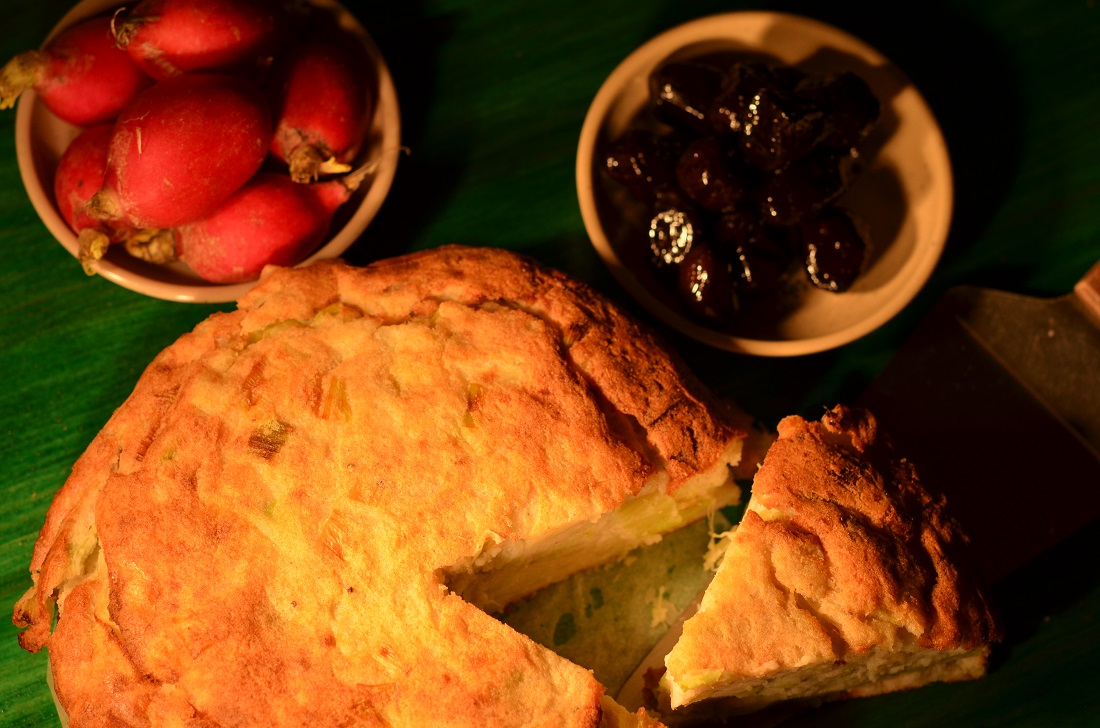 Leek Pie for Rosh Hashanah (and all year round)